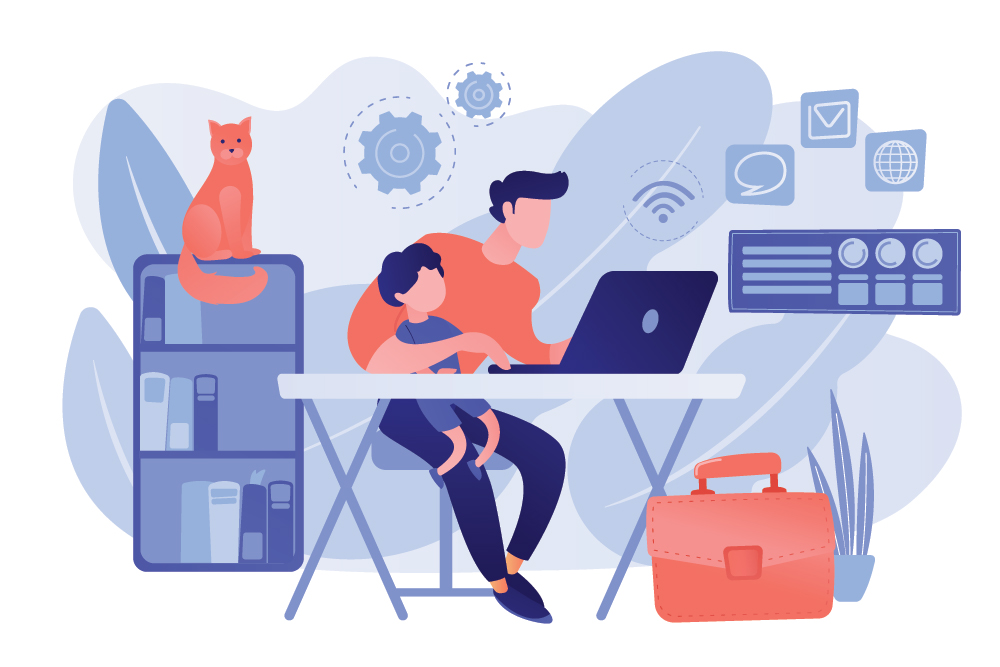 Insights for making working at home work - Talent Canada