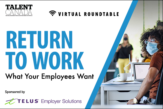 Take the survey: What employees need in order to return to work