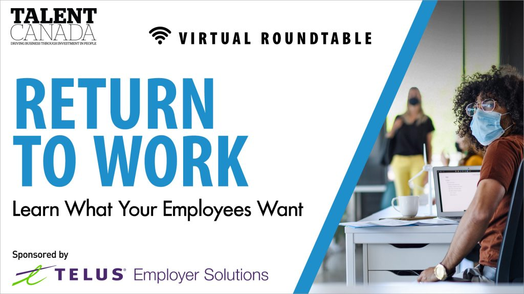 Returning to work: What workers want