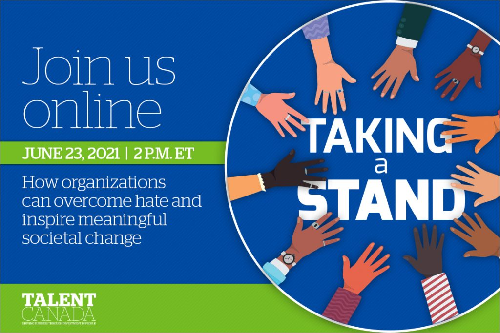 We're having a conversation with CEOs about hate, intolerance – and we need you at the table